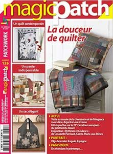 Magic Patch N°126 - La Douceur de Quilter !