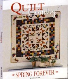 Quilt Country 52 - Spring Forever