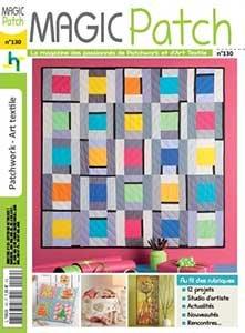Magic Patch N°130 - Patchwork - Art textile