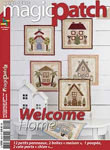 Magic Patch Hors-série N°102- Welcome Home