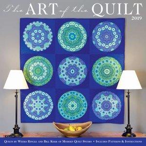 2019 Art of the Quilt Kalender