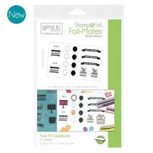 StampnFoil Gina K Designs