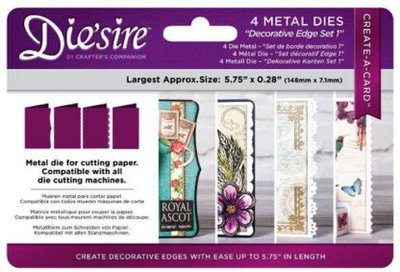 Die'sire - Decorative Edges Set 1