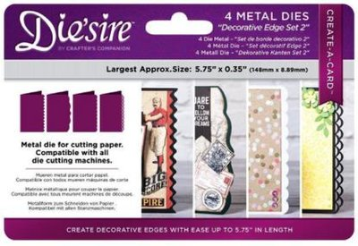 Die'sire - Decorative Edges Set 2