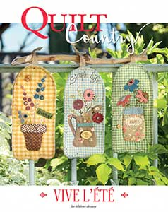 Quilt Country 57 - Vive L ETE