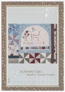 A Kittens Tale - Month 3 Forever Friends - Lynette Anderson
