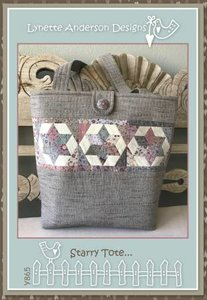 Starry Tote - Lynette Anderson