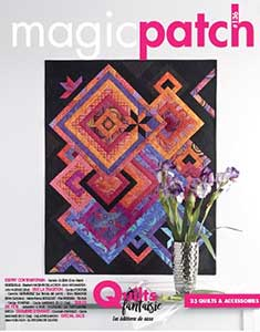 Magic Patch N°136 - Quilts Fantaisie