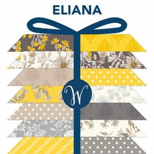 Fat Quarter Bundle Eliana 17st