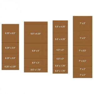 Pocket and Flipfold Inserts B - Kraft