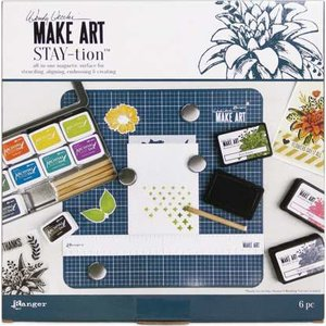 MAKE ART Stay-tion - Wendy Vecchi