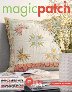 Magic Patch N°138 - Quilts en plein air