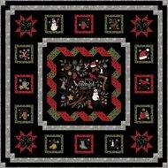 Winter Joy Flannel Kit 72in x 72in