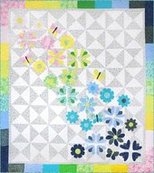 Quilt Kit All A Flutter 163cm x 183cm