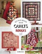 Les Plus Beaux Quilts Rouges