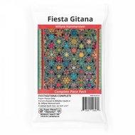 Fiesta Gitana Complete Piece Pack By Willyne Hammerstein of Millefiori Quilts 4