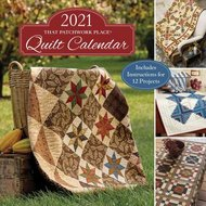 That Patchwork Place Quilt Kalender 2021