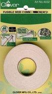 Clover Lint opstrijkbaar (Fusible Bias Tape Web) 10mm