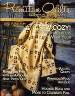 No 14 Fall 2014 - Primitive Quilts & Projects