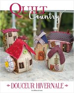 Quilt Country 66 - Douceur Hivernale
