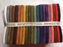 Fat Quarter Woolies Flannel Colorwash, 21st