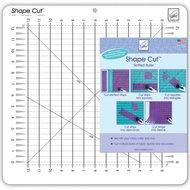 Shape Cut for Strips/Block Template - June Tailor