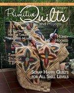 No 24 Lente 2017 - Primitive Quilts & Projects