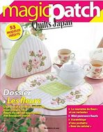 Magic Patch Quilts Japan - Les Fleurs