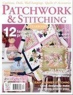 Vol12 no10 - Patchwork & Stitching