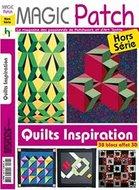 Magic Patch Hors-série N°103- Quilts Inspiration
