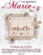 Féerie de Noël - Les Broderies de Marie & Cie