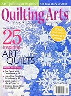 Quilting Arts december2016/january 2017