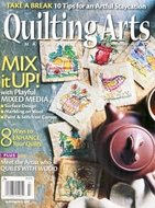 Quilting Arts june/july 2017