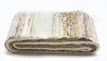 Kaufman Roll Up 2-1/2in Strips Bali Poppy's Switzerland 20pcs/bundle