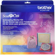 Embossing Starterkit - Brother ScanNcut