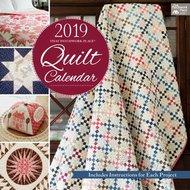 That Patchwork Place kalender 2019