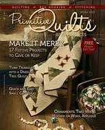 No 19 Winter 2015 - Primitive Quilts & Projects