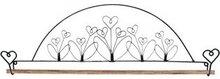 55cm Quilt Hanger/flower garden