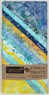 Fat Quarter Tonga Batik Angelfish 12st