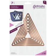 Nesting Dies Triangles - Gemini