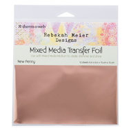 New Penny - Rebekah Meier Designs Transfer foil