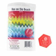 Hex On The Beach Pattern Piece Pack and Acrylic Template