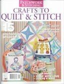 Vol13 no4 - Patchwork & Stitching