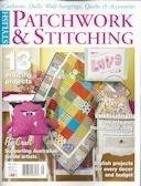Vol13 no3 - Patchwork & Stitching