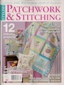 Vol13 no1 - Patchwork & Stitching