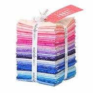 Fat Quarter bundle Fairy Frost Twilight Sky 35st