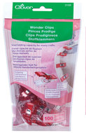 Clover Wonder Clips (100pcs)