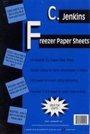 C. Jenkins Freezer Paper Sheets