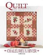 Quilt Country 59 - Chaleureux Hiver