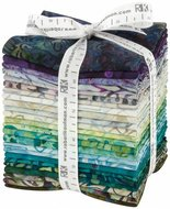 Fat Quarter Bundle Terrace Batik 24st Robert Kaufman
